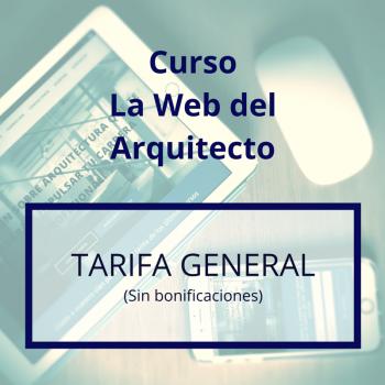 T01 Curso La Web del Arquitecto