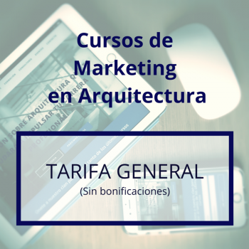 T01 Cursos Marketing para Arquitectos