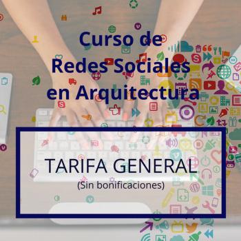 T01 Cursos RRSS en Arquitectura